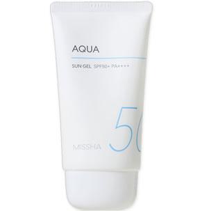 Missha All Around Safe Block Aqua Sun Gel SPF50+PA++++