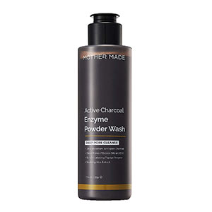 Mother Made - Active Charcoal Pore Purifying Enzyme Powder Wash