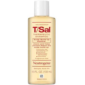 Neutrogena T-Sal Therapeutic Shampoo-Scalp Build-Up Control