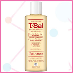 Neutrogena T-Sal Therapeutic Shampoo-Scalp Build-Up Control