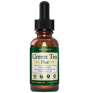 New Vitality Store - Green Tea Plus Concentrated Green Tea Extract