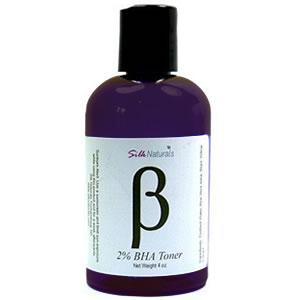 Silk Naturals 2% BHA Toner