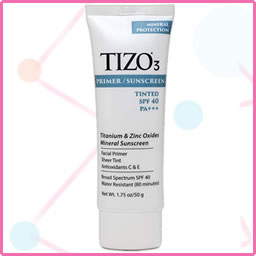 TIZO3 Facial Primer Tinted SPF 40