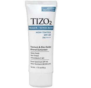 TIZO2 Facial Primer-Sunscreen Non-Tinted SPF 40