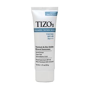 Tizo - TIZO3 Facial Primer/Sunscreen Tinted SPF 40 PA+++