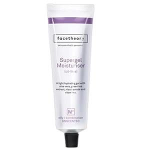 facetheory Supergel Moisturiser M3