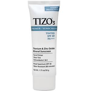 TIZO 3 Mineral Sunscreen Tinted SPF 40 PA++++