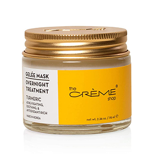 The Creme Shop - Turmeric Gelee Mask Overnight Treatment