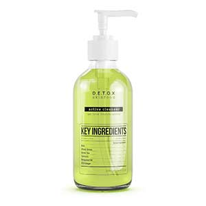 D.E.T.O.X Skinfood - Active Cleanser