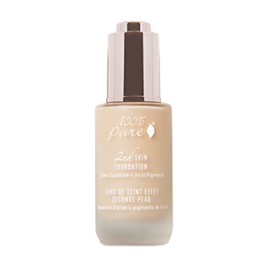 100% Pure - Fruit Pigmented 2nd Skin Foundation
