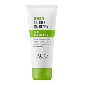 Aco - Spotless Oil-Free Matifying Daily Moisturiser