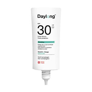 Daylong - Sensitive Face SPF 30 Gel Fluid