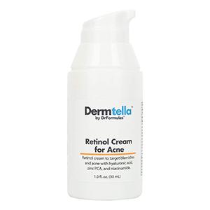 DrFormulas - Dermtella Retinol Cream for Acne