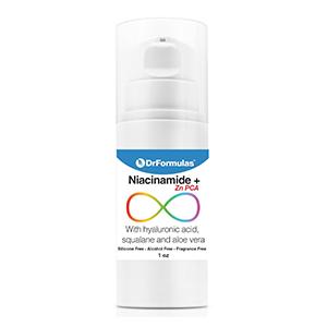 DrFormulas - Niacinamide Zinc PCA Serum Moisturizer