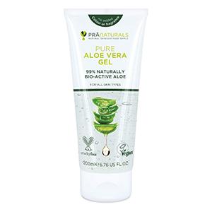 PraNaturals - Pure Aloe Vera Gel