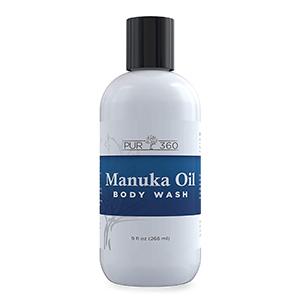 Pur360 - Manuka Oil Body and Foot Wash