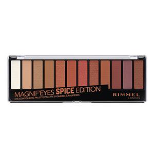 Rimmel - Magnif'Eyes Spice Edition Eye Contouring Palette
