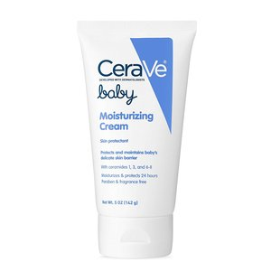 CeraVe Baby Cream Gentle Moisturizing Cream with Hyaluronic Acid - Fungal Acne Safe? Yes